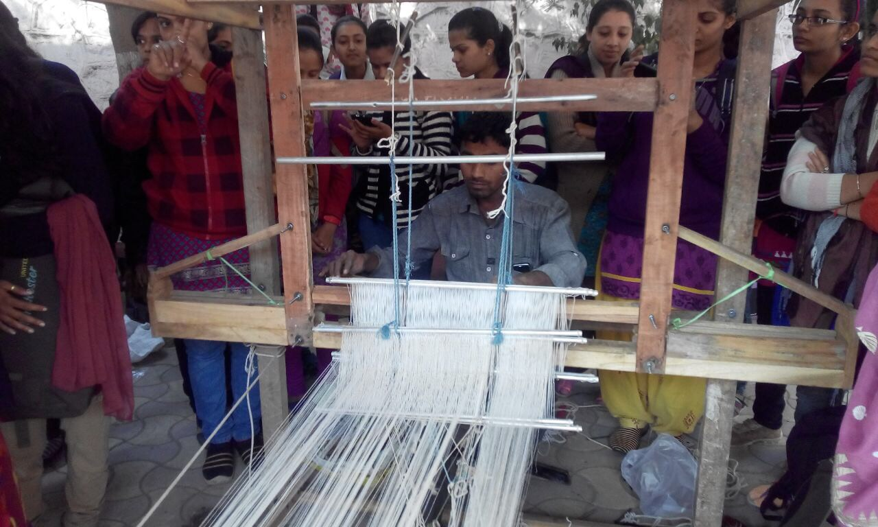 Home Science Weaving Workshop